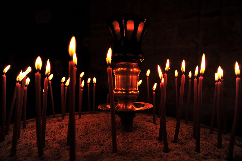 Monastery Candles