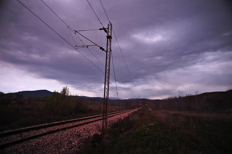 Railway Free Camp