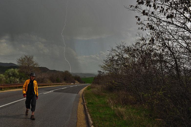 Tyler & Lightning Strike