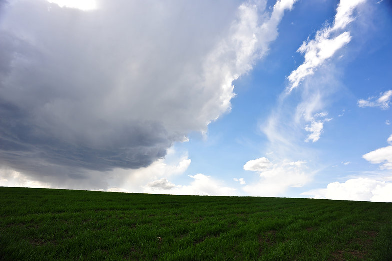 Macedonian Fields & Sky