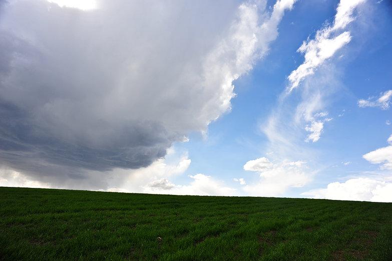Macedonian Fields & Sky