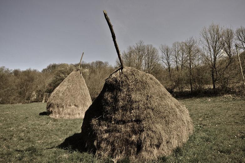 Serbian Haystacks