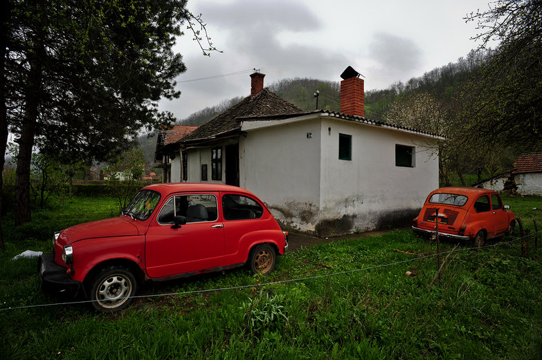 Serbian House & Cars