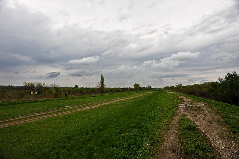 Danube River Bike Path