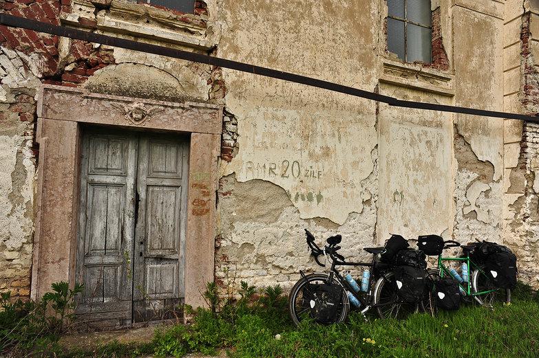 Our Bikes in Romania