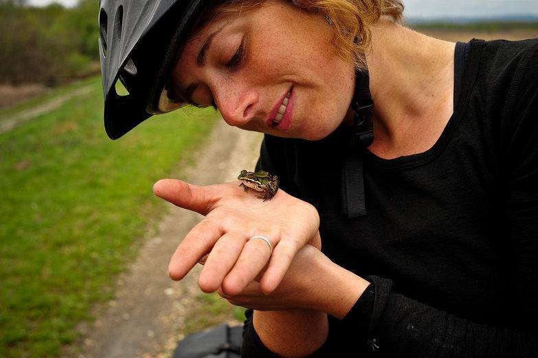 Tara & Froggie