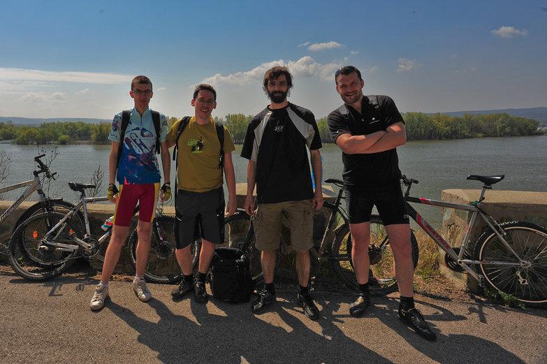 Romanian Mountain Bikers