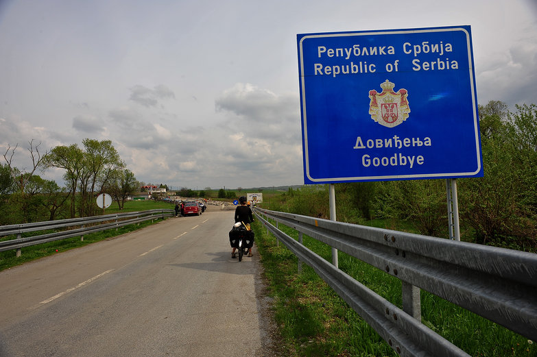 Goodbye Serbia, Hello Romania