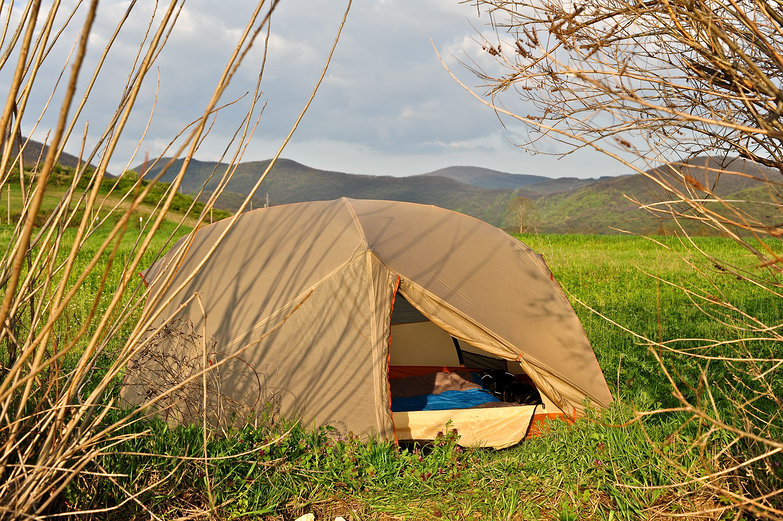 Danube Banks Free Camp