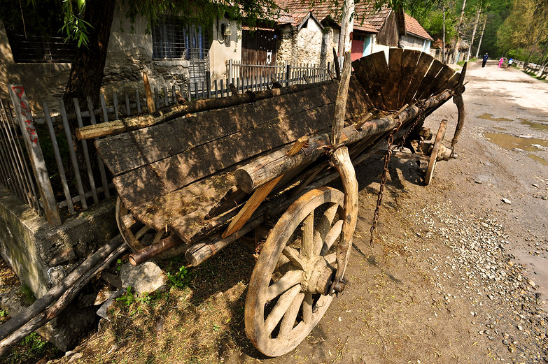 Romanian Wagon
