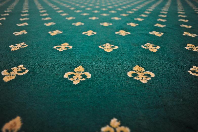Palace of Parliament Carpet