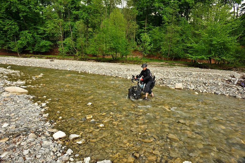 Tyler Crossing River
