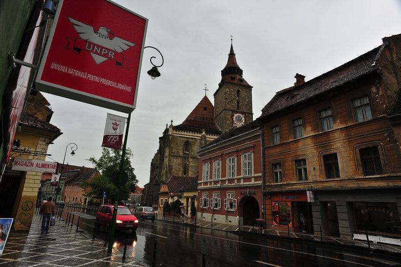 Downtown Braşov