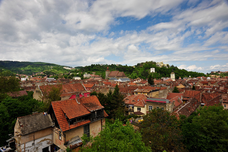 View of Braşov