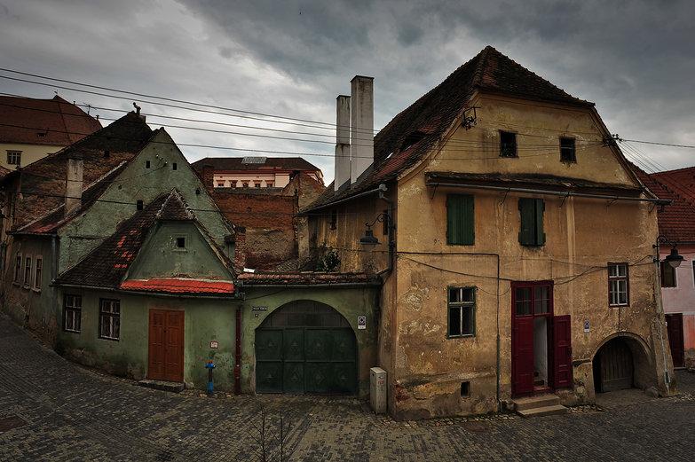 Sibiu Side Street