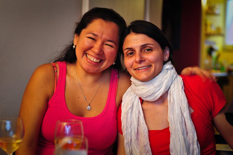 Yazmin & Karin