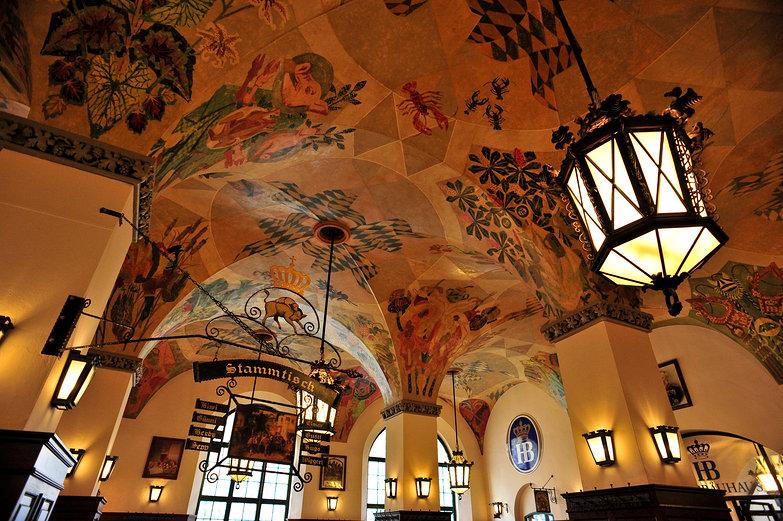 Hofbräuhaus Interior