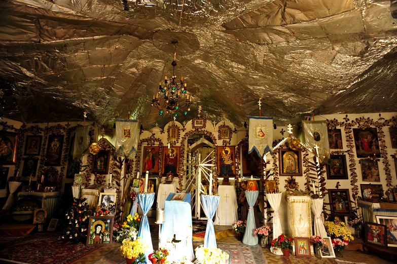 Russian Monk's Chapel