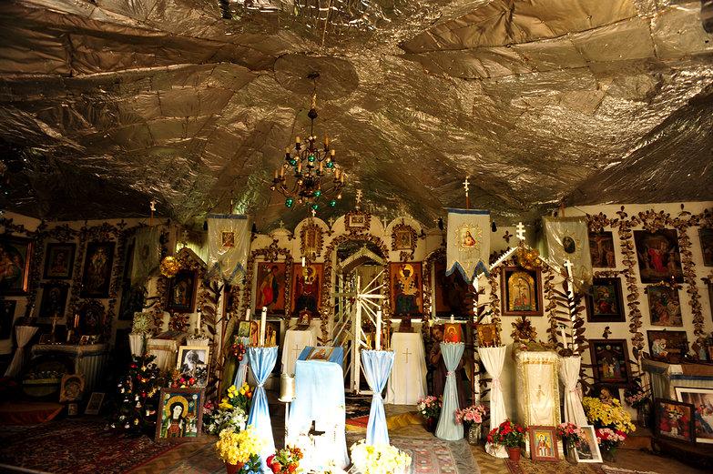 Russian Monk's Chapel