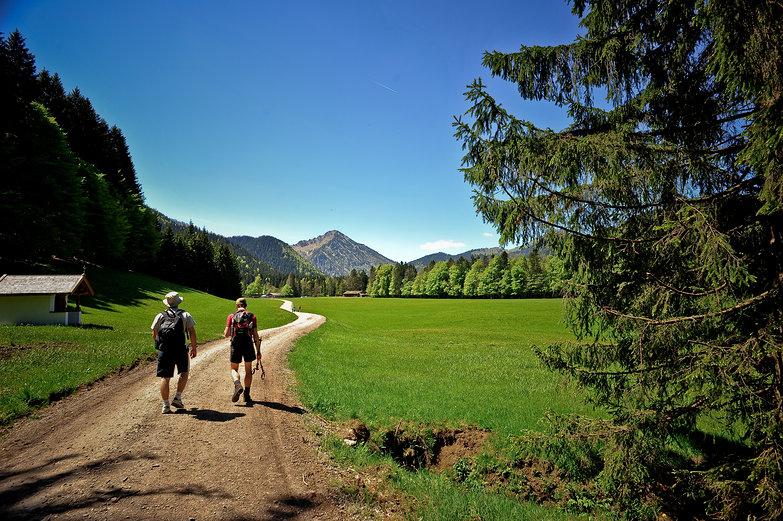 Jordi & Felix Hiking