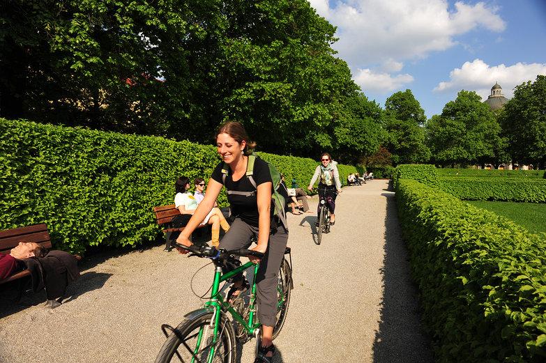 Tara Cycling in Munich