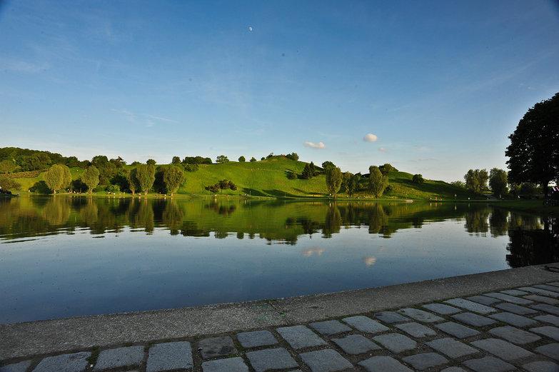Olympic Park Lake