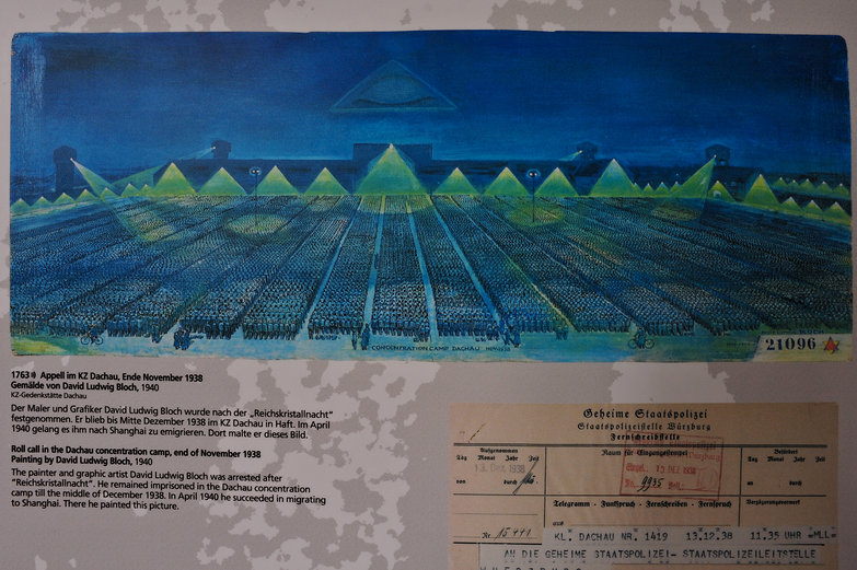 Dachau Painting