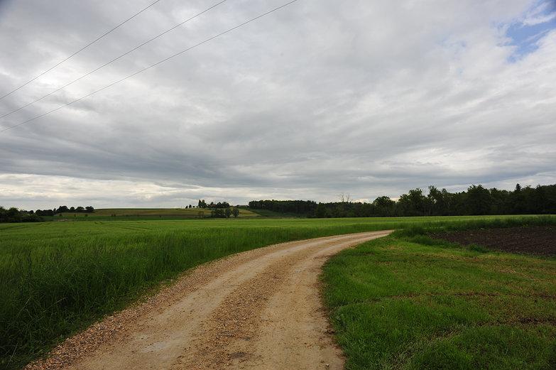 German Bike Path