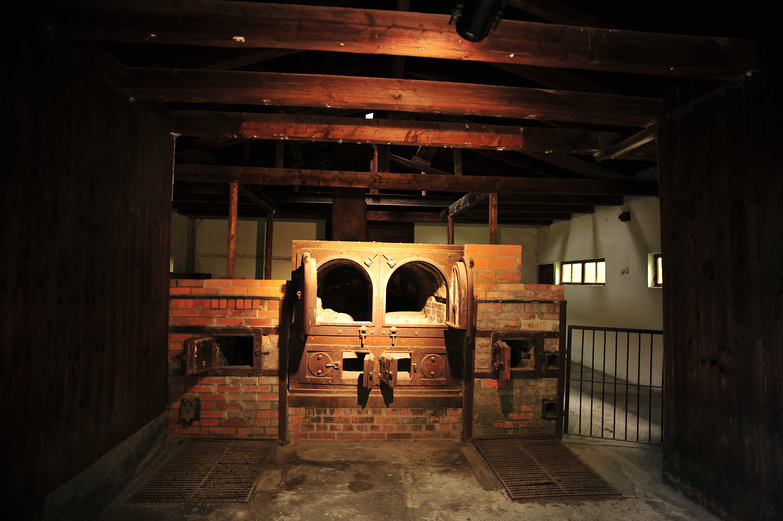 Dachau Concentration Camp Ovens