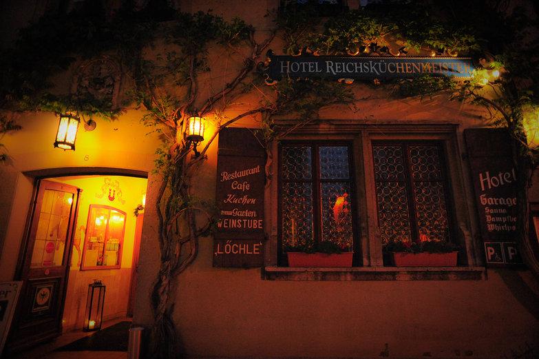 Hotel / Cafe Reichsküchenmeister