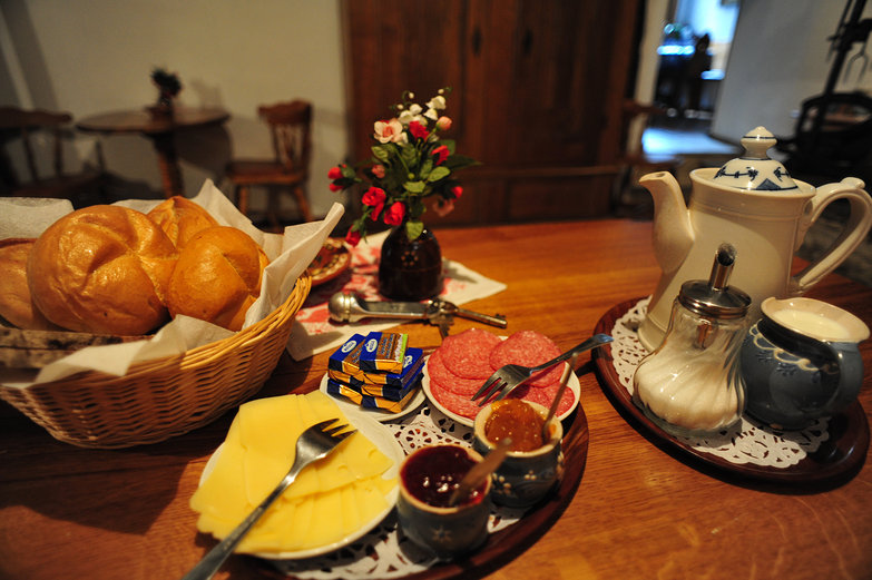 Gastehaus Raidel Breakfast