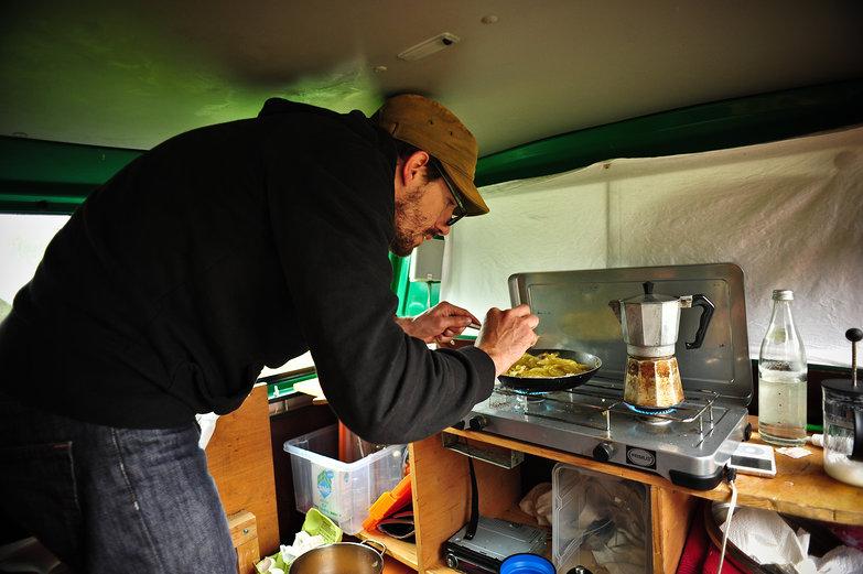 Felix Cooking