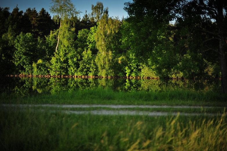 Canal Bike Path