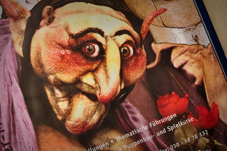 Berlin Puppet