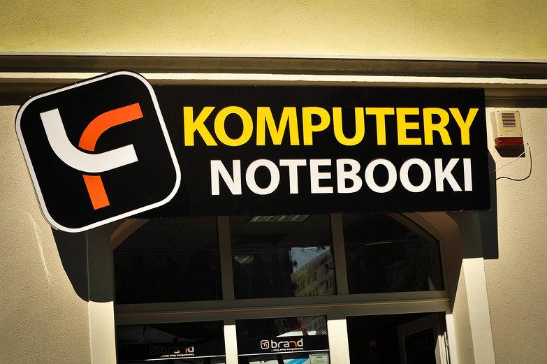 Komputery Notebooki