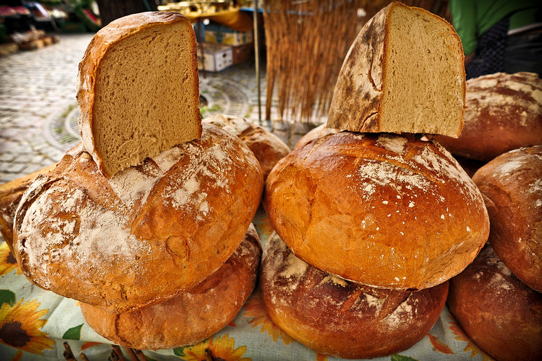 Polish Market Bread