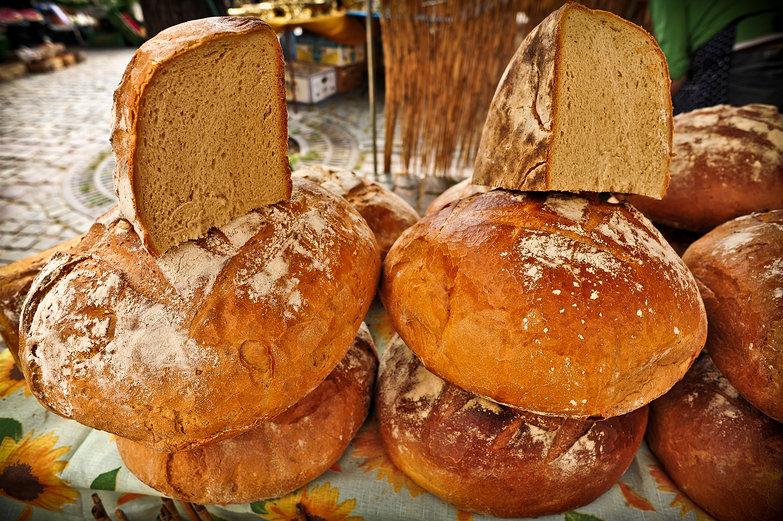 Polish Market Bread
