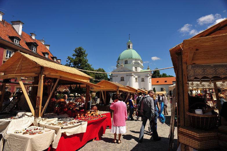 Warsaw Market