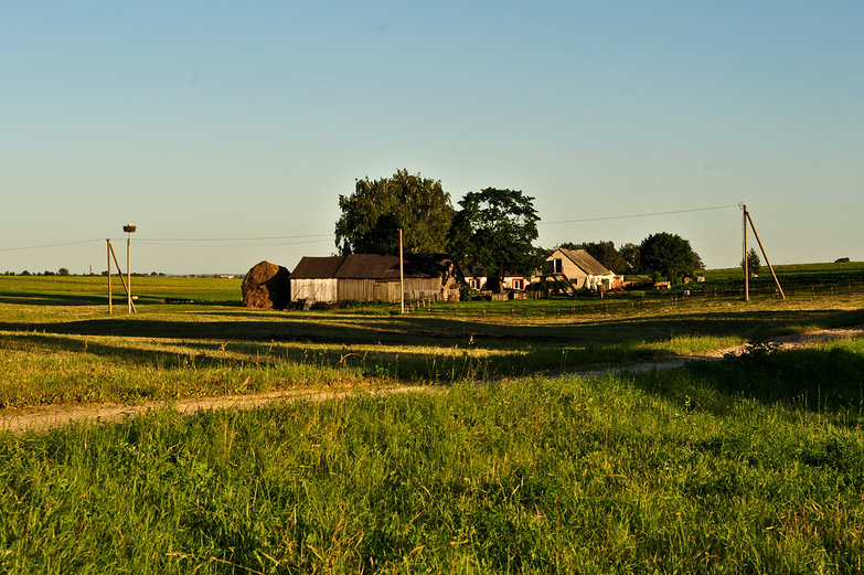 Lithuanian Countryside