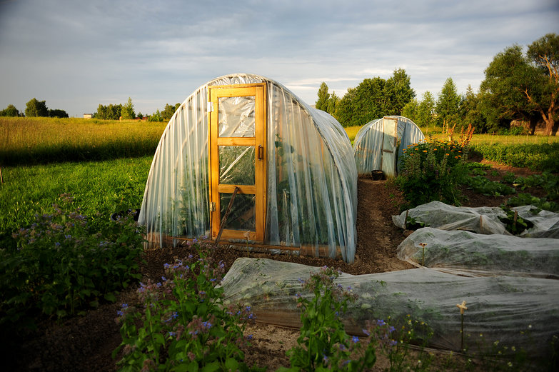 Handmade Greenhouses
