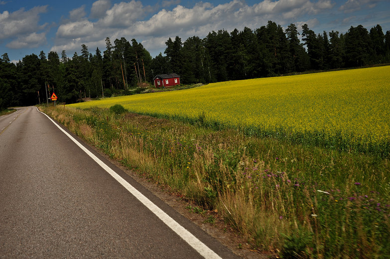 Finland Road
