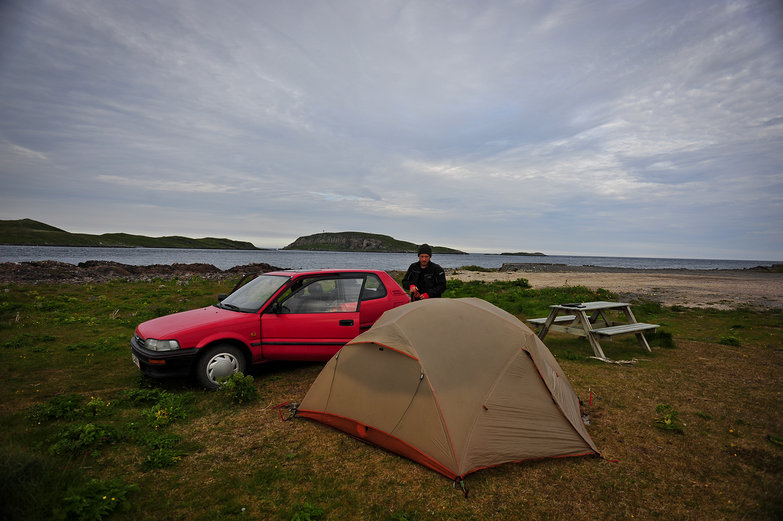Barents Seaside Free Camp