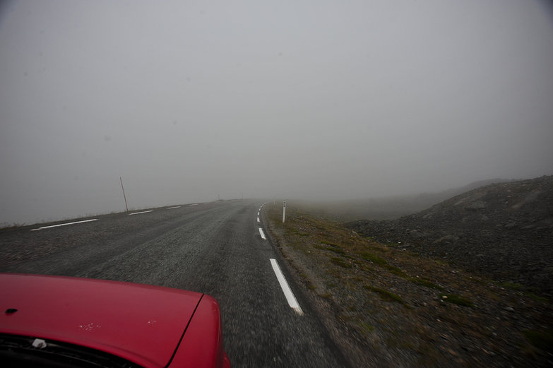 LRC in Foggy Norway