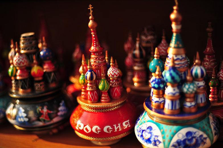 St. Petersburg Souvenirs