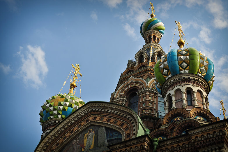 Church of the Resurrection of Jesus Christ, St. Petersburg