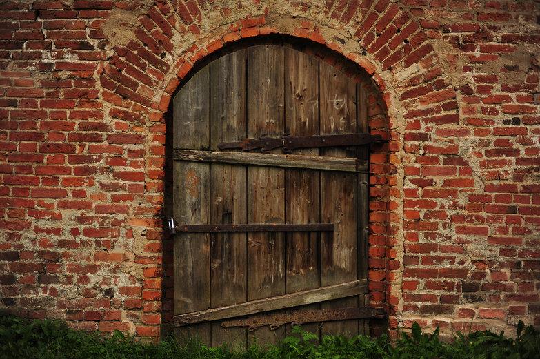 Novogrod Kremlin Door