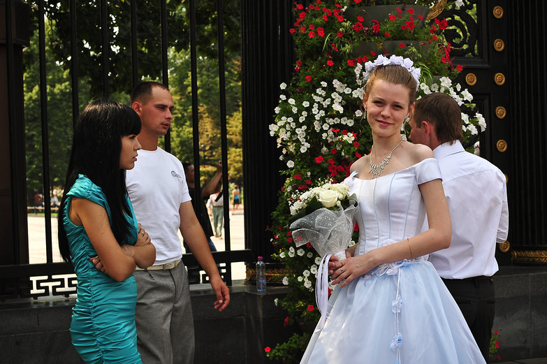 Moscow Wedding #2