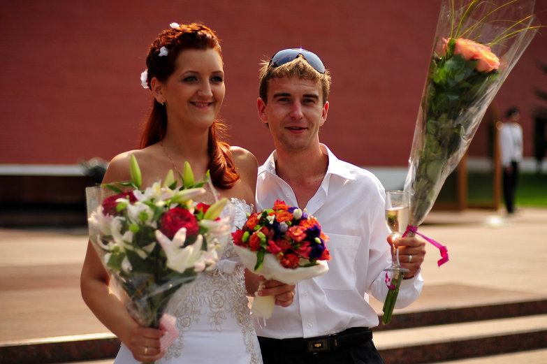 Moscow Wedding #3