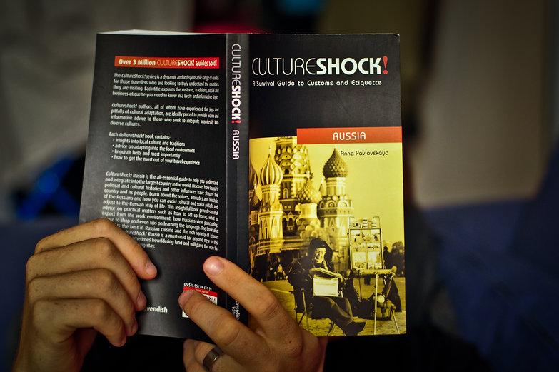 Culture Shock! Russia