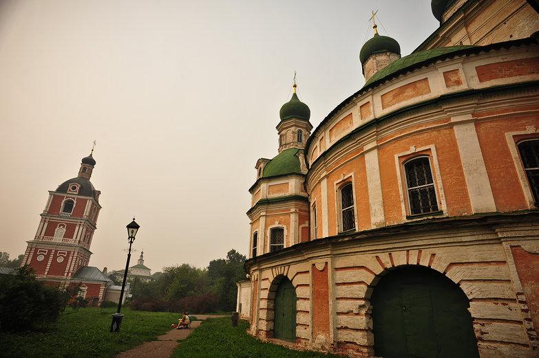Pereslavl-Zalessky Monastery